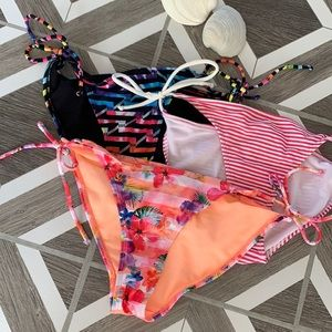 OP bikini bottoms